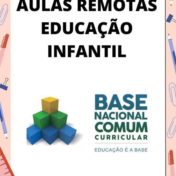 Imagem principal do produto Aulas Remotas Infantil