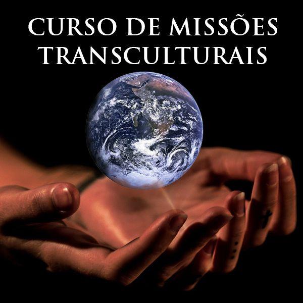 Imagem principal do produto Curso de Missões Transculturais