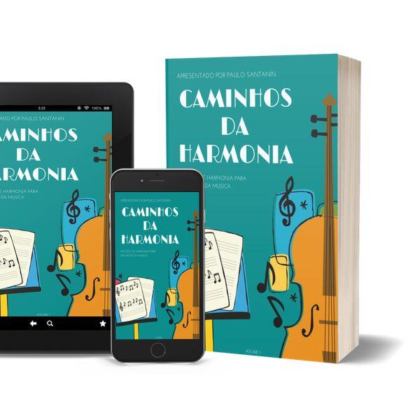 Imagem principal do produto Caminhos da Harmonia