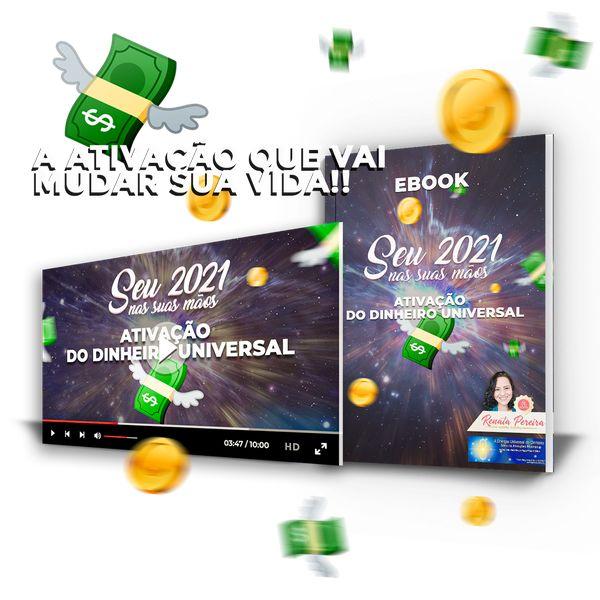 Imagem principal do produto Ativação do Dinheiro Universal