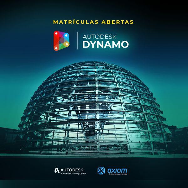 Imagem principal do produto Autodesk Dynamo na Axiom