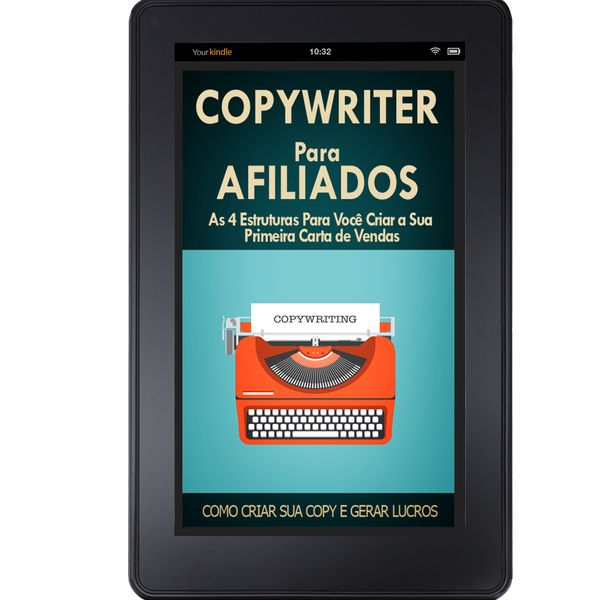 Imagem principal do produto CopyWriting Para Afiliados