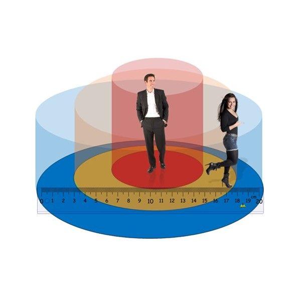 Imagem principal do produto LINGUAGEM CORPORAL PROXÊMICA