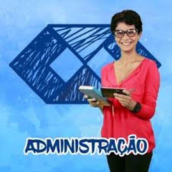 Imagem principal do produto Curso de Administração