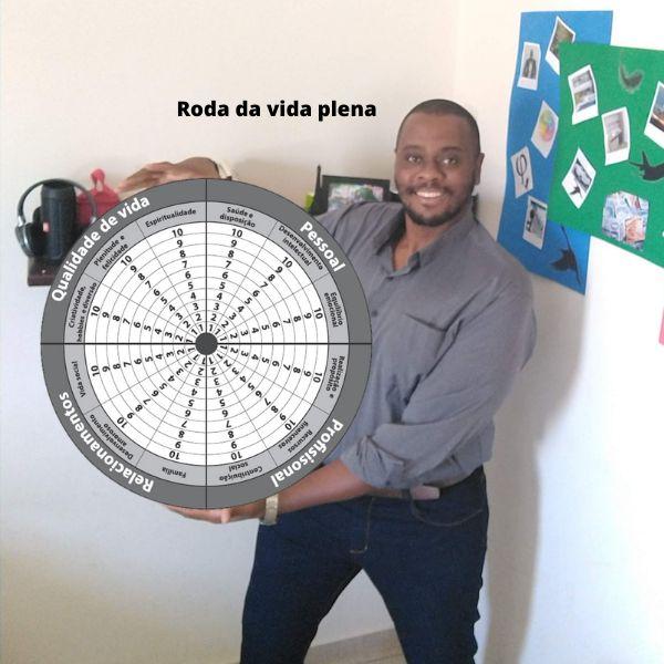 Imagem principal do produto A roda da vida plena.