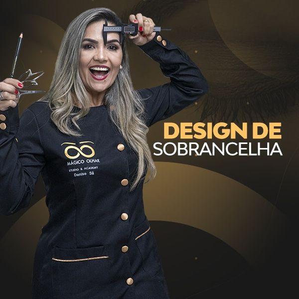 Imagem principal do produto CURSO DE DESIGNER EM SOBRANCELHAS 2x1