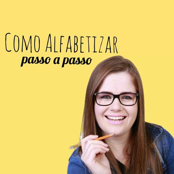 Imagem principal do produto COMO ALFABETIZAR -  PASSO A PASSO