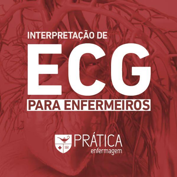 Imagem principal do produto Interpretação de ECG para Enfermeiros