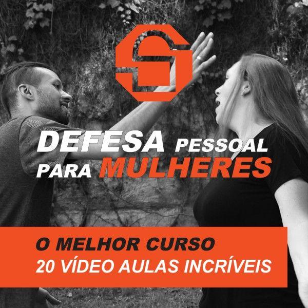 Imagem principal do produto CURSO DE DEFESA PESSOAL PARA MULHERES