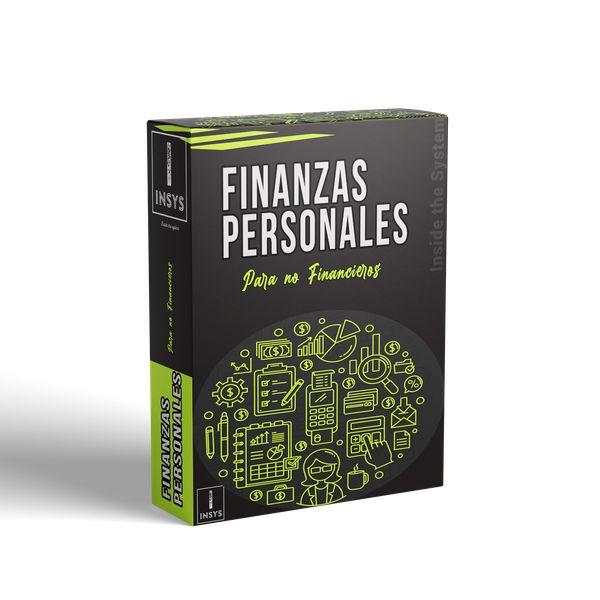 Imagem principal do produto Insys® | Curso de Finanzas Personales para No Financieros