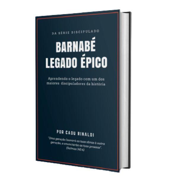 Imagem principal do produto Barnabé : Um legado épico