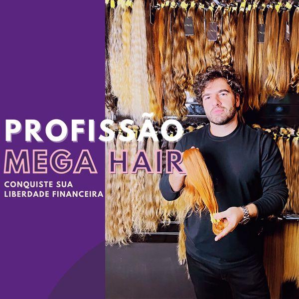 Imagem principal do produto 10 Tons de Mega Hair