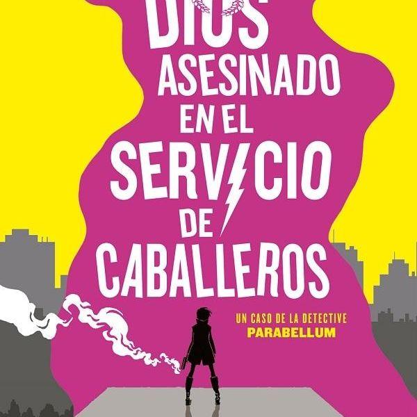 Imagem principal do produto Audiolibro El Dios Asesinado en el Servicio de Caballeros