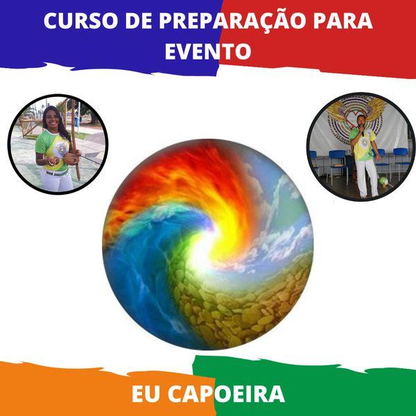 Imagem principal do produto Curso de Preparação para Evento EU Capoeira