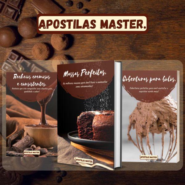Imagem principal do produto Apostilas Master