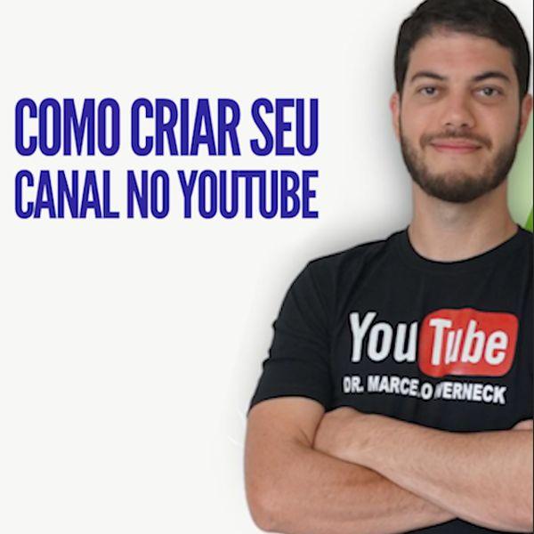 Imagem principal do produto Como criar seu canal no Youtube