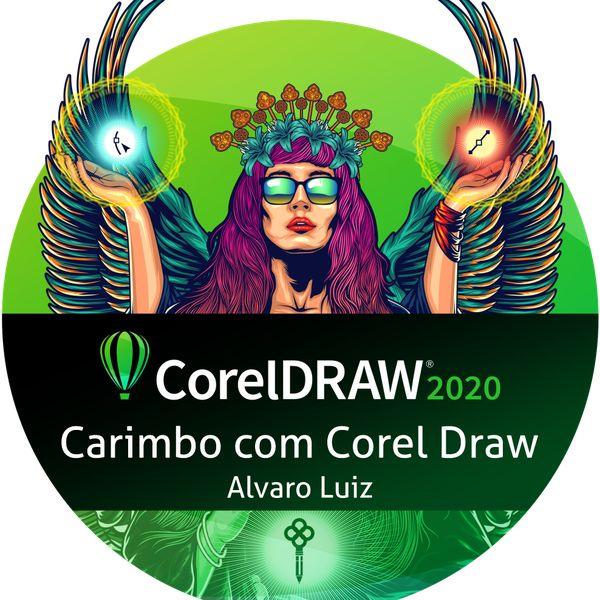 Imagem principal do produto Como fazer carimbo com CorelDRAW