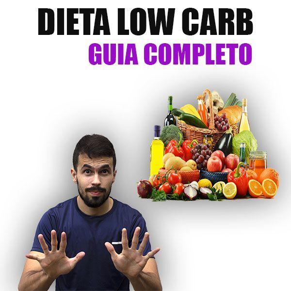 Imagem principal do produto Dieta Low Carb Guia completo ( passo a passo )