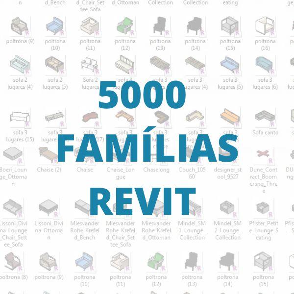 Imagem principal do produto 5070 FAMILIAS - REVIT