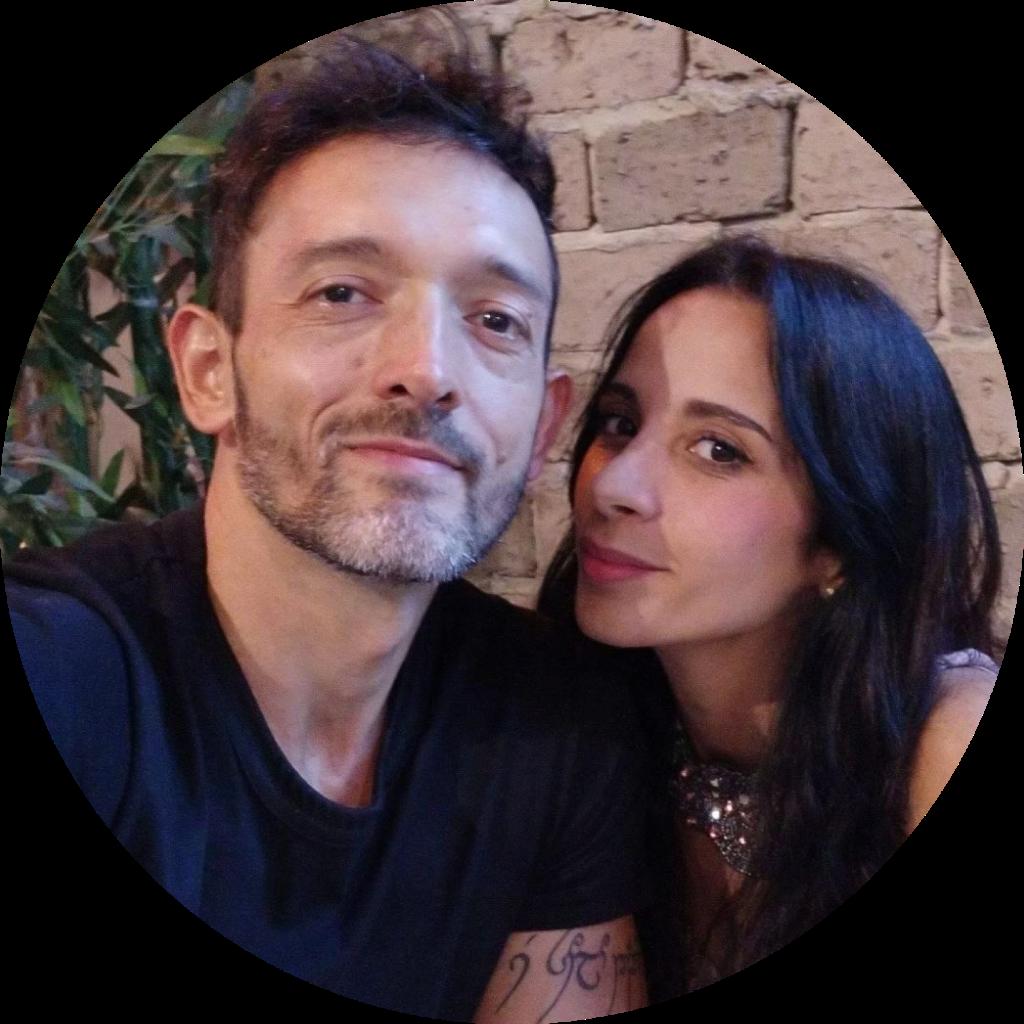 Angie y Rubén