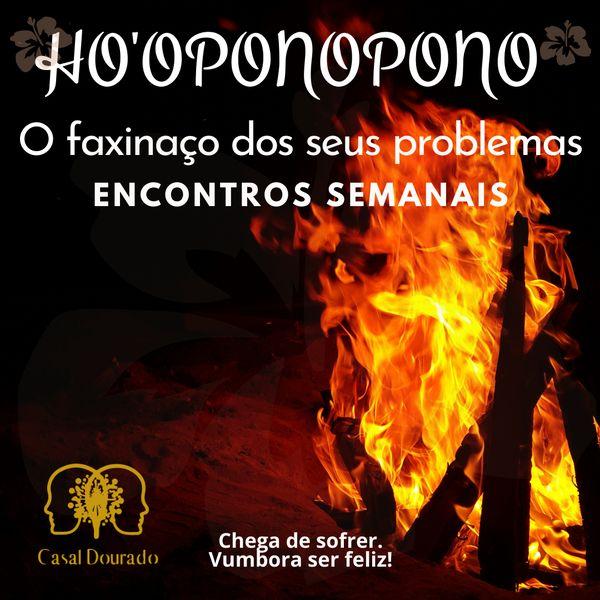 Imagem principal do produto HO'OPONOPONO –  O Faxinaço de seus Problemas