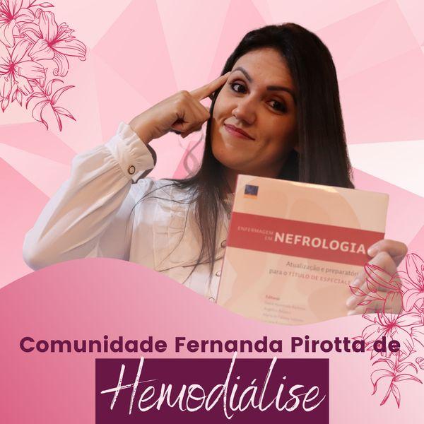 Imagem principal do produto Comunidade Fernanda Pirotta de Hemodiálise