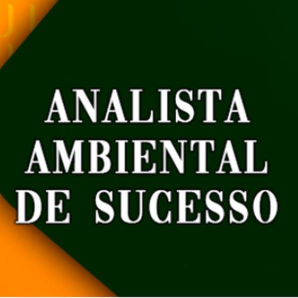 Imagem principal do produto Analista Ambiental