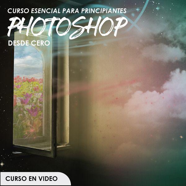 Imagem principal do produto ADOBE PHOTOSHOP ESENCIAL 1.0
