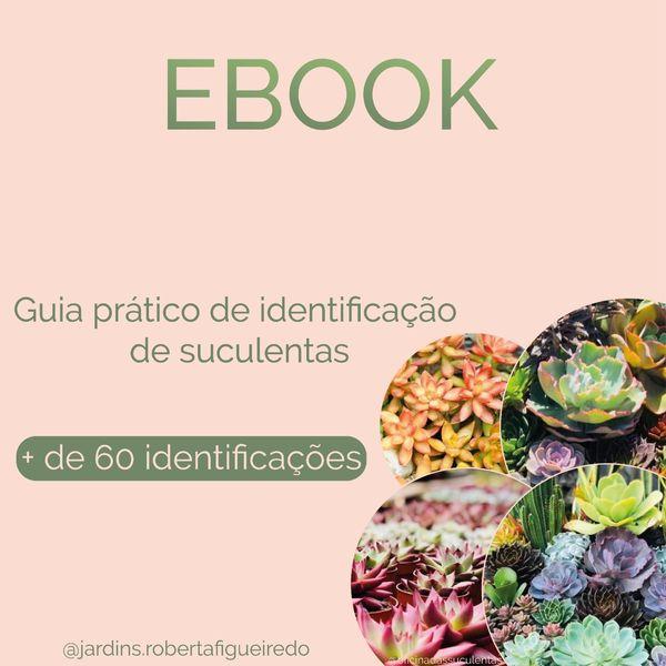 Imagem principal do produto Guia Prático de Identificação de Suculentas