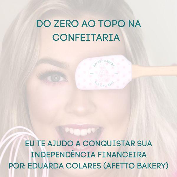 Imagem principal do produto DO ZERO AO TOPO NA CONFEITARIA *Edição BRIGADEIROS*