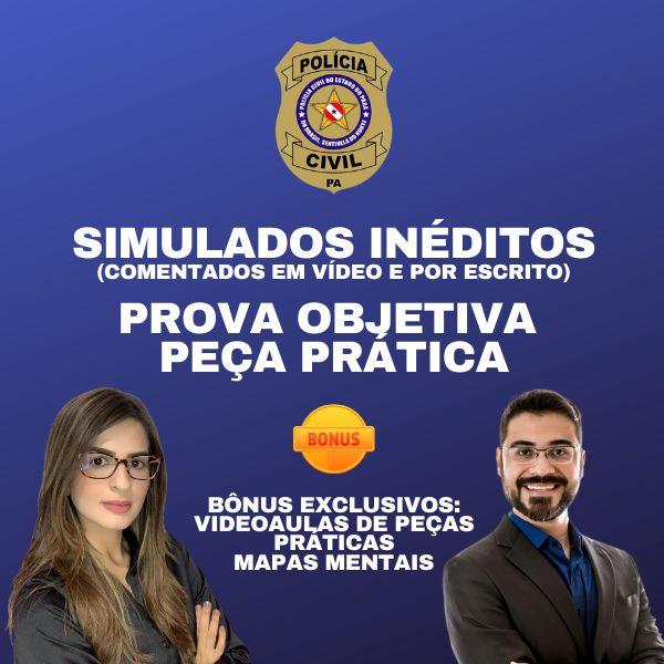 Imagem principal do produto Ciclos de Simulados - Reta Final - PCPA