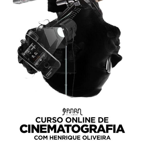 Imagem principal do produto Curso de Cinematografia com Henrique Oliveira