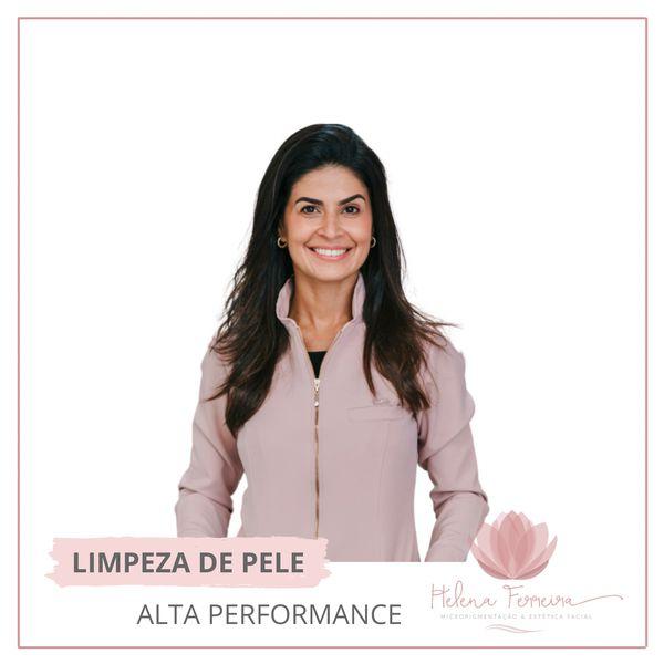Imagem principal do produto LIMPEZA DE PELE ALTA PERFORMANCE
