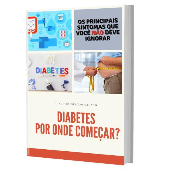 Imagem principal do produto Diabetes, por onde começar?