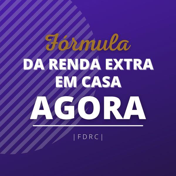 Imagem principal do produto Fórmula da Renda Extra Em Casa Agora