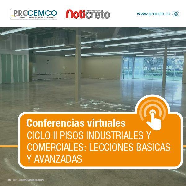 Imagem principal do produto Ciclo 2 Pisos Industriales y Comerciales