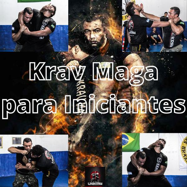 Curso de Krav Maga para Iniciantes