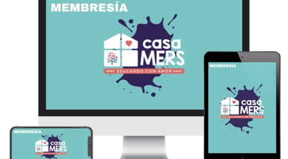 Imagem principal do produto Casa Mers, Educando con Amor