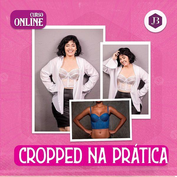 Imagem principal do produto CURSO CROPPED NA PRÁTICA