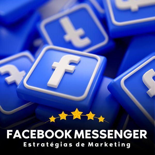 Imagem principal do produto Facebook Messenger | Estratégias de Marketing