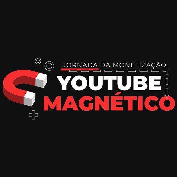 Imagem principal do produto +2 Anos de Acesso - Jornada da Monetização: YouTube Magnético
