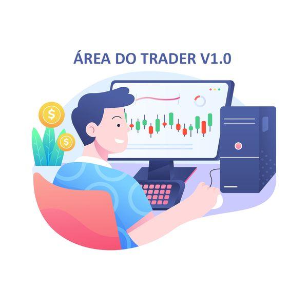 Imagem principal do produto ÁREA DO TRADER V1.0