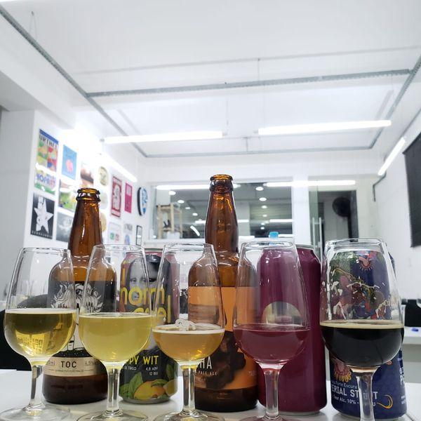Imagem principal do produto Curso on-line de degustação de cervejas