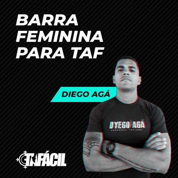 Imagem principal do produto BARRA FEMININA - De zero a apta