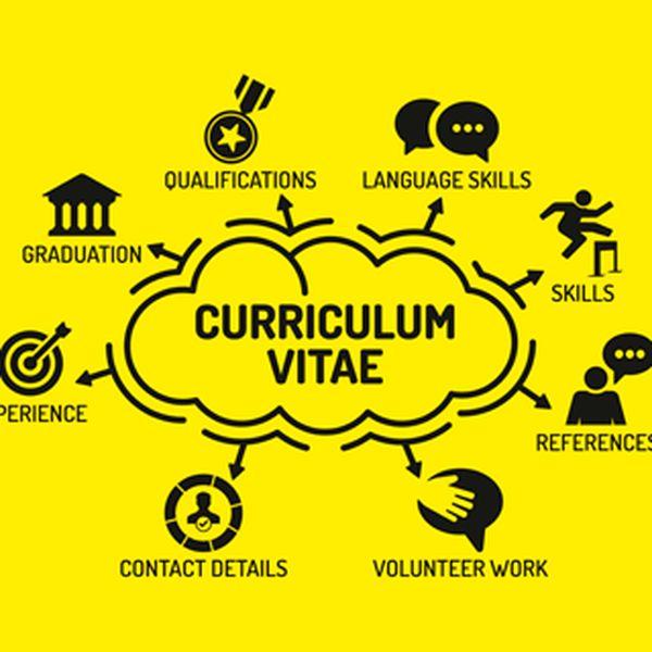 Imagem principal do produto Curriculum vitae.