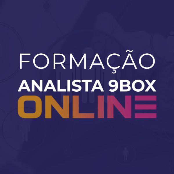 Imagem principal do produto Formação Analista 9BOX Online