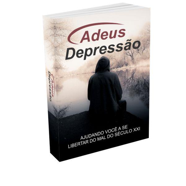 Imagem principal do produto ADEUS DEPRESSÃO