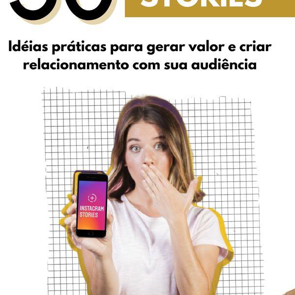 Imagem principal do produto 30 dias de Stories