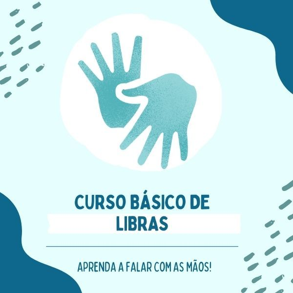 Imagem principal do produto Curso Básico de Libras