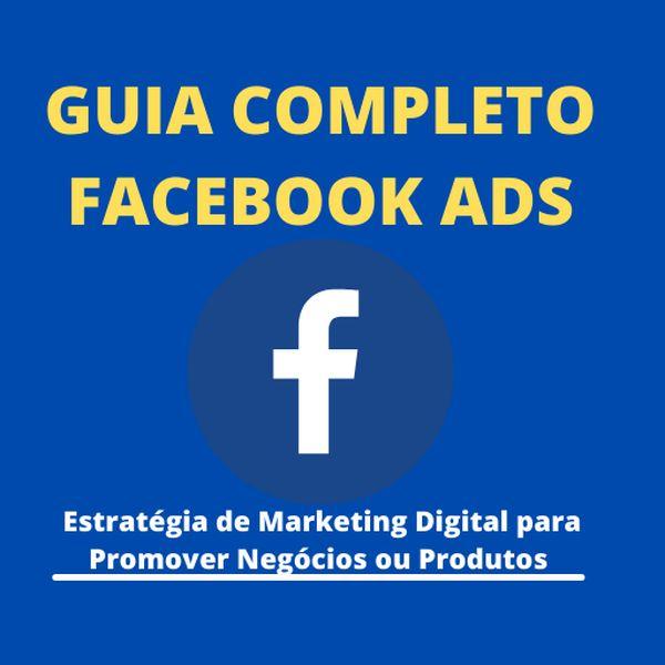Imagem principal do produto Guia Completo de Facebook Ads